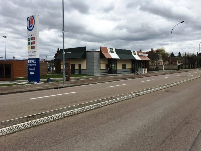 Mac Donald - Bar Sur Aube
